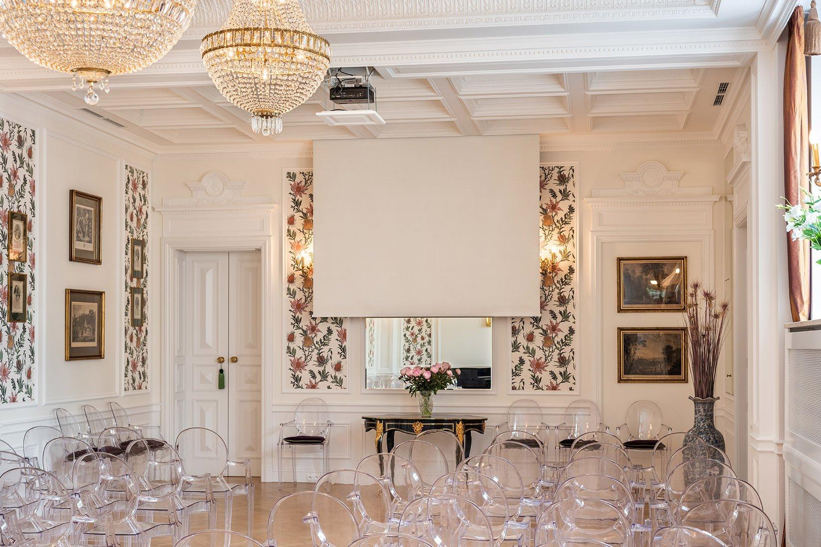 Business Conferences room at Fryderyk Concert Hall Warsaw